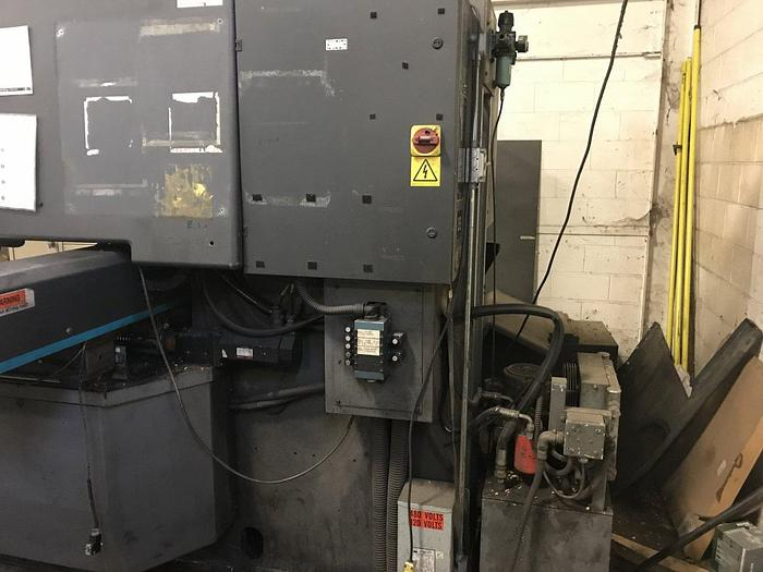 1996 22 Ton Strippit 1000/20 CNC Turret Punch