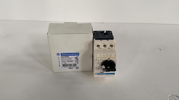 Telemecanique GV2P06