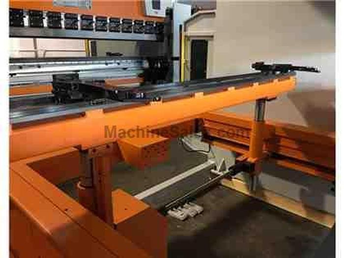 2018 242 Ton Ermak Power Bend Pro CNC Press Brake