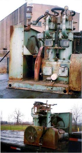 Rix Industries Compressor