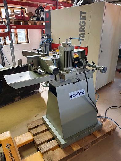Used 2007 Graule  GRAULE end milling machines type AKF 6/250