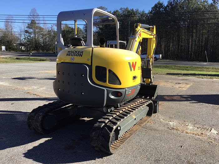 2017 Wacker Neuson EZ53 with VDS