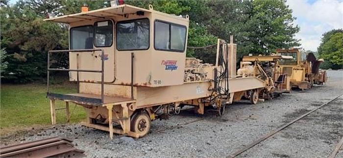 Used 1997 HARSCO CORP TR10