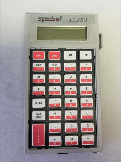 Data collector, LL-750, Symbol Technologies,  neu