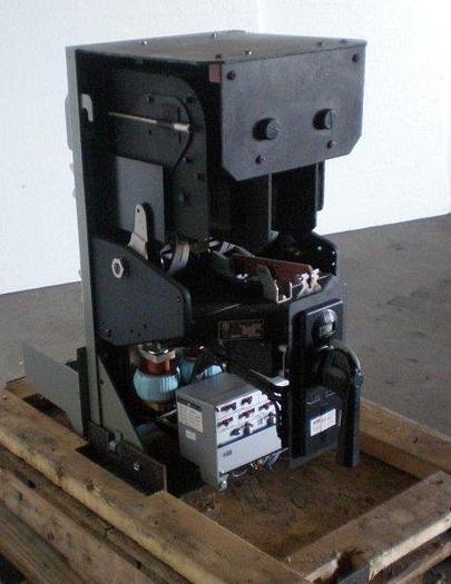 Used 600 volt / 175 amp ITE / Asea Brown Boveri Model KB Air Type Circuit Breaker