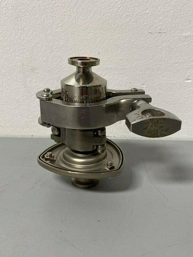 "Used Spirax Sarco BTM7 1/2"" Stainless Steel Thermostatic Clean Steam Trap"