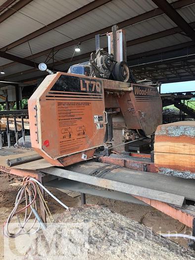 Used Wood-Mizer LT-70