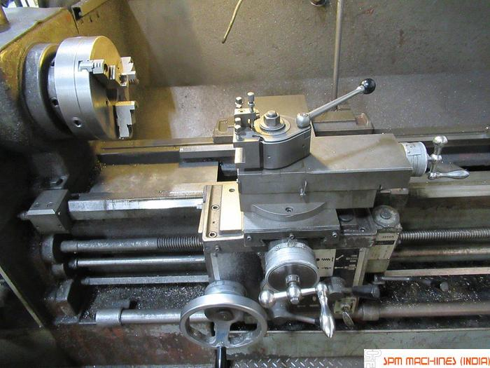 Chien Yeh Taiwan Lathe Strong 155