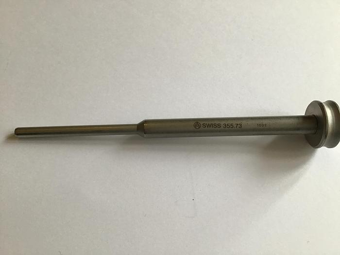 Used SYNTHES Sleeve Drill Insert 3.2mm for Locking of Universal Nails 355.73