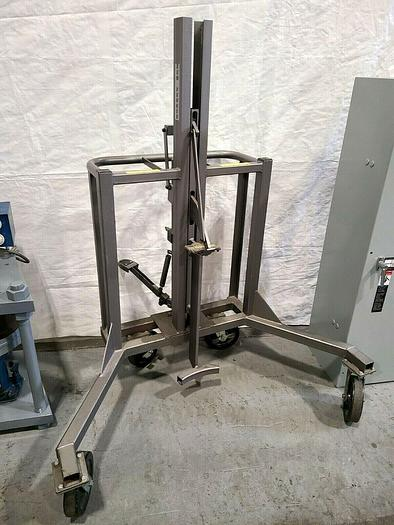 Used Drum Runner 1500 Max Capacity Move Drums Easily