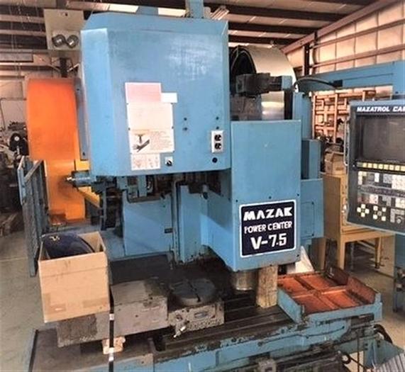 Used 1984 Mazak Powercenter V7.5