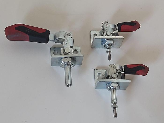 Gebraucht 3 Stück Schubstangenspanner, 1x 6844-3, 2x 6844-2, AMF gebraucht-Top