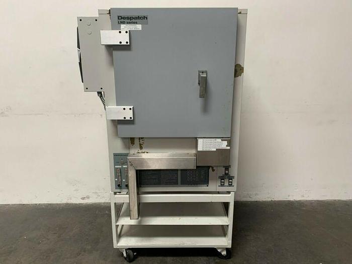 Used Despatch LND1-42-3 LND-Series Laboratory Oven Max Temp 343°C / 650°F 208V
