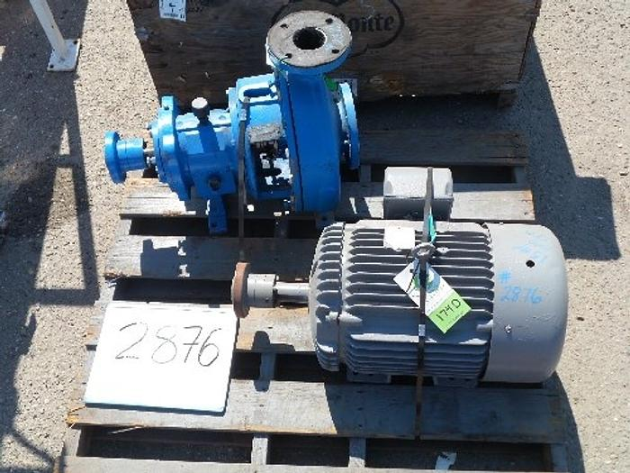 Used Griswold 4'' x 3'' Centrifugal Pump
