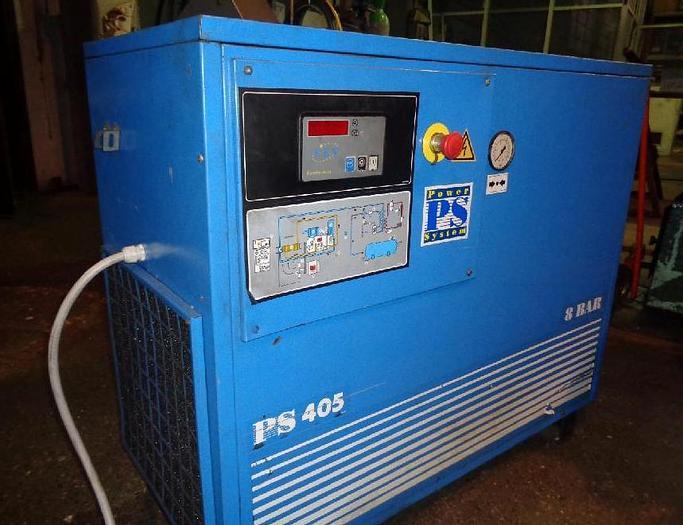 Usata COMPRESSORE POWER SYSTEM #ITA3822