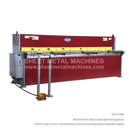 GMC Deluxe Hydraulic Shear HS-0810MD