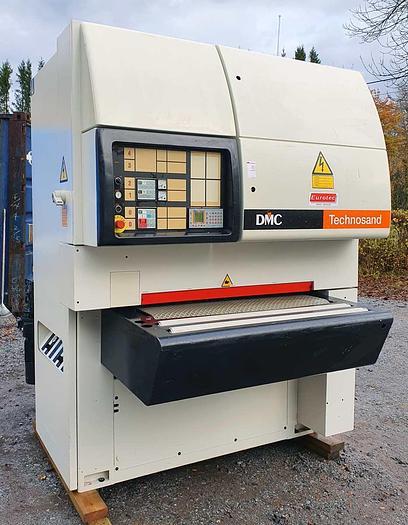 Used 2000 DMC Italy widebelt sander DMC Technosand TC 1100M2