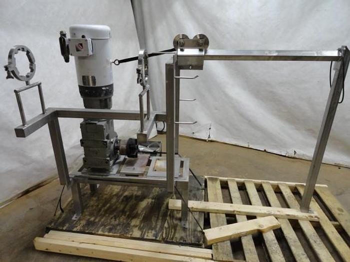 Used Custom Pump Station