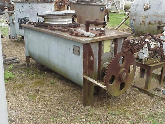 Used 50 CU. FT. YOUNG RIBBON BLENDER – S/S