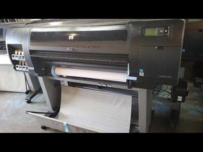 Used 2010 Hewlett-Packard Z6200 42