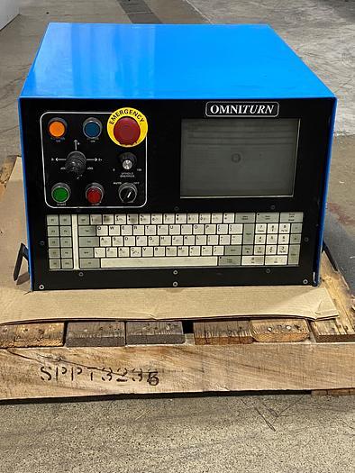 Used OmniTurn CNC Control Unit