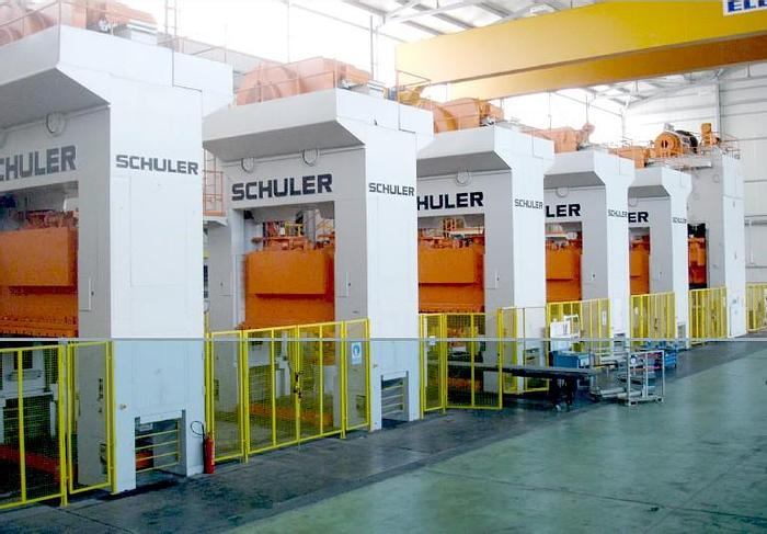 Used Sheet Stamping Line Mechanical
