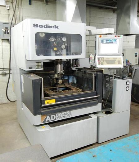 SODICK , 2008, AD325L, CNC WIRE EDM