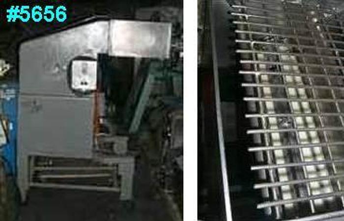 Used FREWITT OSCILLATING GRANULATOR – MODEL MGE – S/S