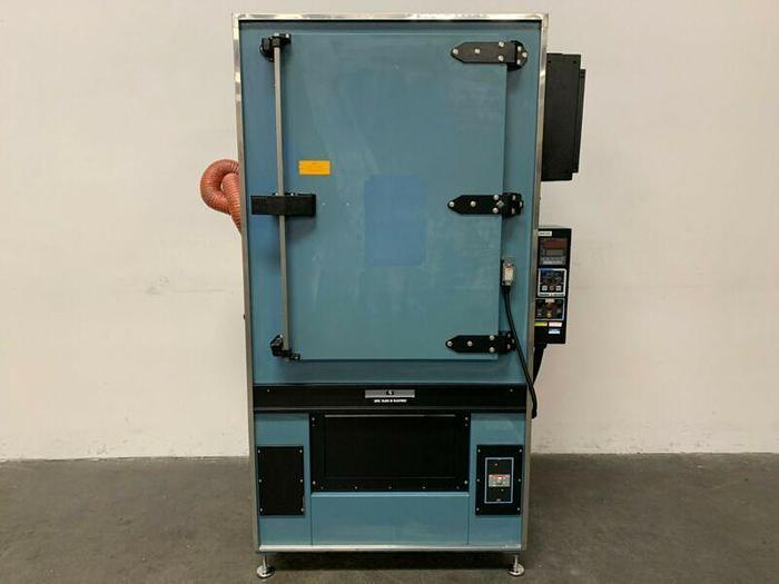 Used SPX Blue M Electric DC-336-B-MP550 Laboratory Oven Max Temp 350°C/662°F 208V