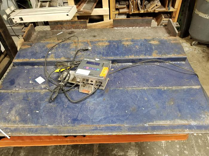 Used Hobart Weight Scale & Ramp