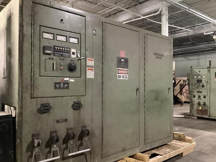 Used INDUCTOTHERM POWER TRAK 750-5