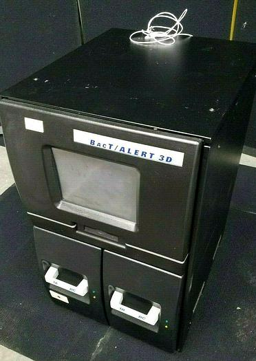 Used Bact Alert 3D 98-WS-007 Automated Microbial Detection System PRISTINE!