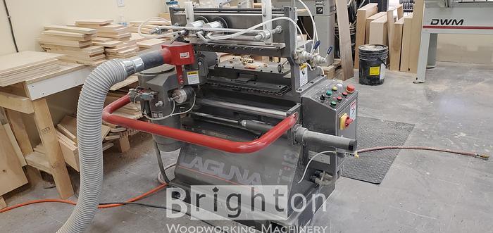 Used Laguna Dovetail Machine