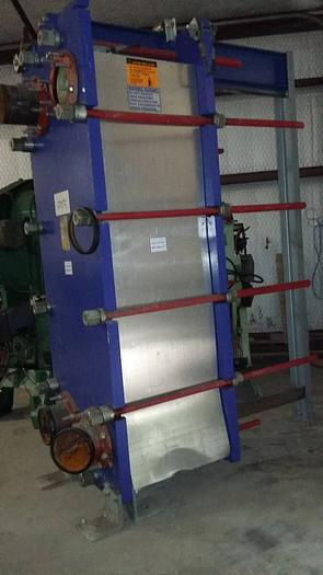 Alfa Laval Plate Type Heat Exchanger MX25-BFG