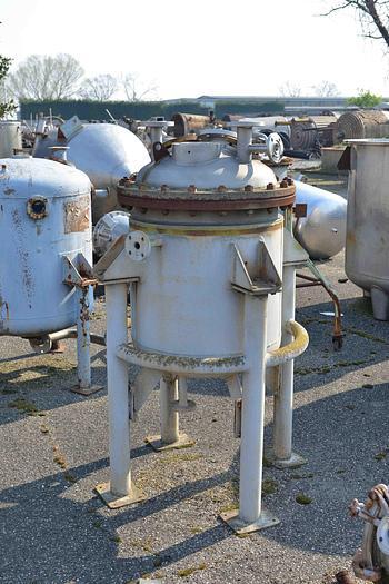 Usato Serbatoio Standard inox vessel da 200 Litri
