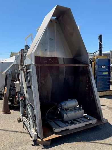 Used Hydraulic Dumper