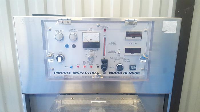 Bausch & Stroebel Leak Detector