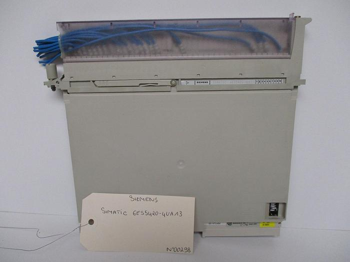 Used Siemens SIMATIC 6ES5420-4UA13