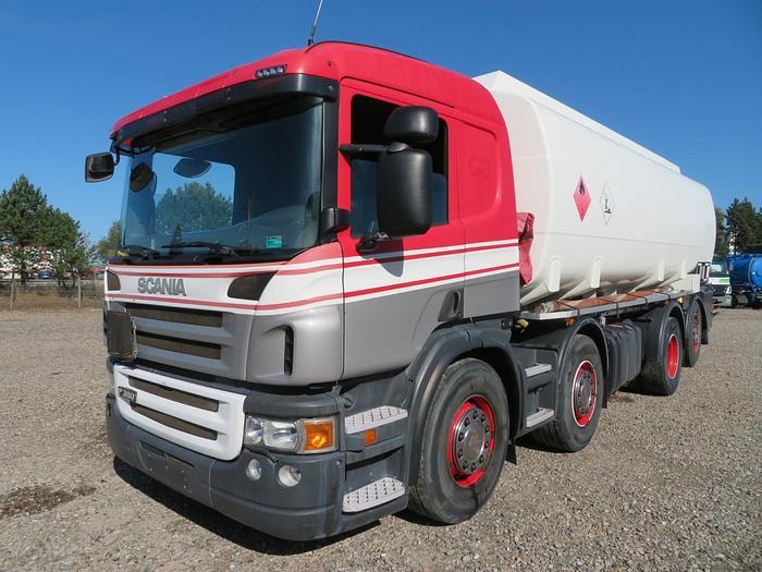 God Scania P380 8x2*6 24.000 L ADR Euro 5