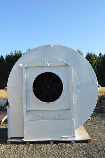Used blower , Material handling fan, dust fan, dust blower, centrifgal fan, radial blade wheel fan, bottom hortizonal discharge fan