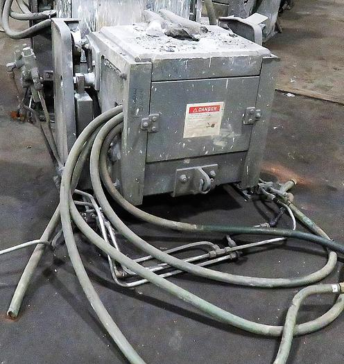 INDUCTOTHERM 100 LB FURNACE BOX
