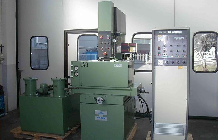 Usata Elettroerosione ENGESPARK - EDM 700