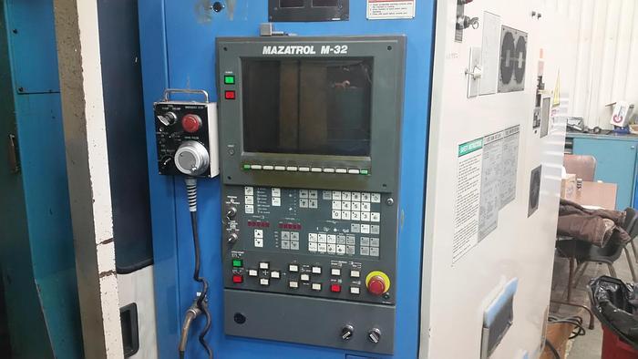 Mazak H-500/50 (6 Pallet)