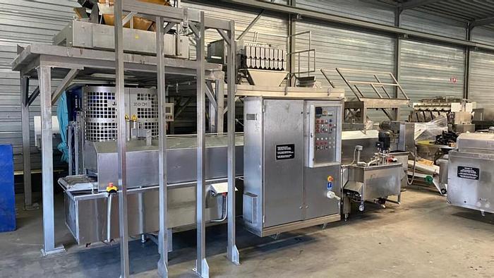 Used Koppens BR3000 - 600 electric fryer