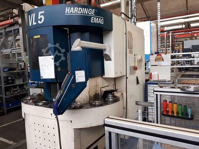 Gebraucht 2001 EMAG -Hardinge VL5 Vertikaldrehmaschine