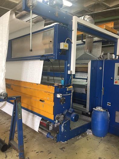 Used Shearing machine LAMPERTI  2002  3200 mm