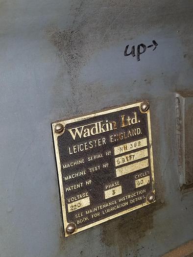 Used Wadkin Grinder