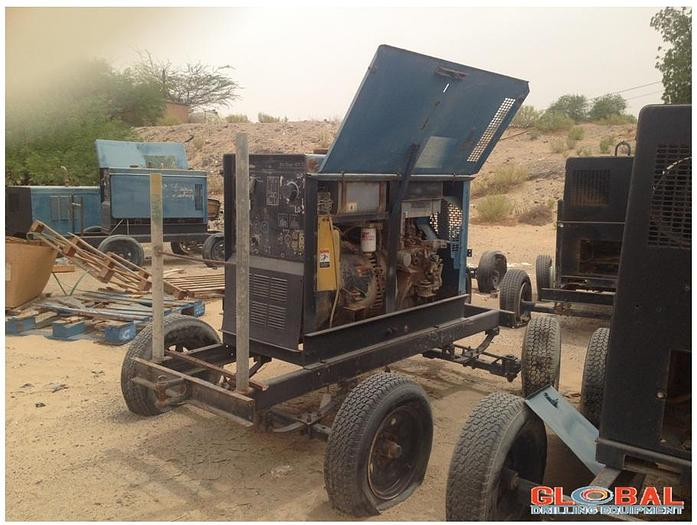 Used Item 0826 : Miller Big Blue 401 DX Welding Machine