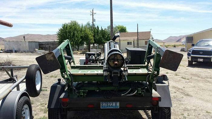 HB19285  Concord Auger soil sampler drill  9200 series Soil Sampling Drill