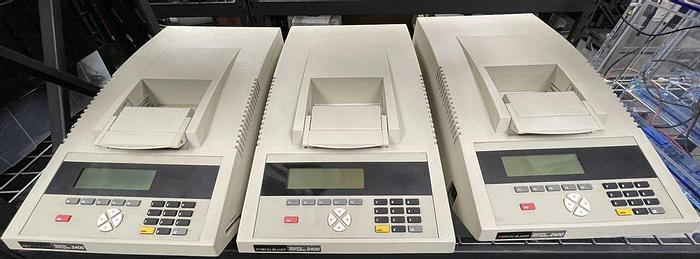 Used Perkin Elmer DNA Thermal Cycler 480 (1 set of 3)